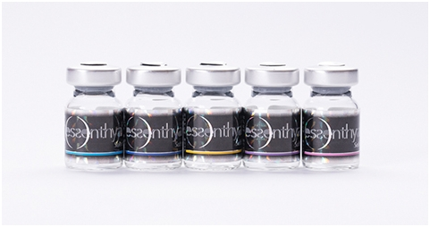 Essenthyal subtil HA & Colloidal Silver & Colloidal Gol